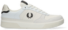 Weiße FRED PERRY Sneaker low B1260  - small