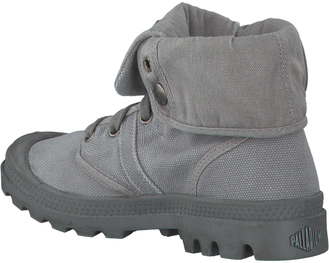 Graue PALLADIUM Ankle Boots PALLABROUSE D - large
