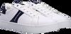 Weiße CALVIN KLEIN Sneaker low CUPSOLE SNEAKER LACEUP MEN  - small