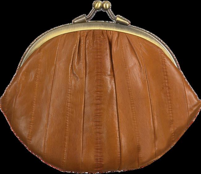 Cognacfarbene BECKSONDERGAARD Portemonnaie GRANNY RAINBOW AW19  - large