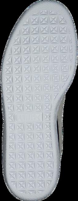Schwarze PUMA Sneaker SUEDE JR - large