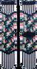 Mehrfarbige/Bunte XPOOOS Socken EMILY  - small