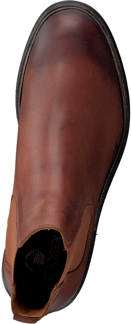 Cognacfarbene GOOSECRAFT Chelsea Boots CHET CHELSEA  - large