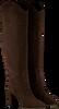Braune FABIENNE CHAPOT Hohe Stiefel HUGO HIGH STAR BOOT  - small