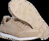 Beige WODEN Sneaker low YDUN SUEDE MESH II  - small