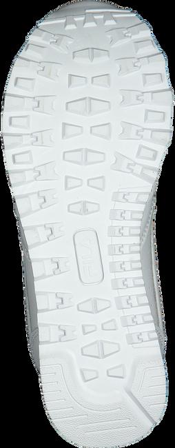 Weiße FILA Sneaker ORBIT ZEPPA L KIDS  - large