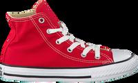 Rote CONVERSE Sneaker CTAS HI KIDS - medium