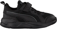 Schwarze PUMA Sneaker low X-RAY AC INF  - medium