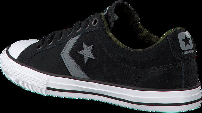 Schwarze CONVERSE Sneaker STAR PLAYER OX KIDS - large