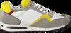 Graue NEW ZEALAND AUCKLAND Sneaker LAUREL - small