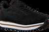 Schwarze WODEN Sneaker low YDUN PEARL II PLATEAU  - small