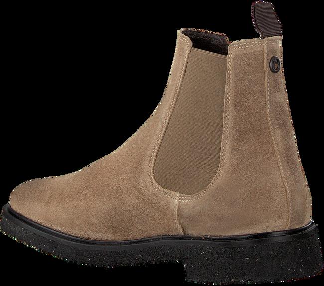 Beige GOOSECRAFT Chelsea Boots SATURNIA  - large