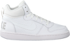 Weiße NIKE Sneaker COURT BOROUGH MID (GS)  - small
