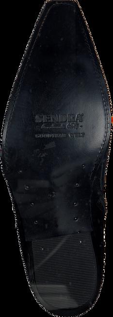 Schwarze SENDRA Cowboystiefel 12185P  - large
