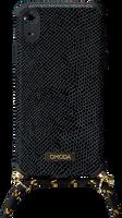 Schwarze OMODA ACCESSOIRES Handykette XR IPHONE KOORD  - medium
