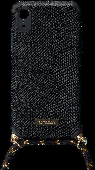Schwarze OMODA ACCESSOIRES Handykette XR IPHONE KOORD  - large