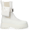 Weiße BRONX Chelsea Boots GROOV-Y  - small