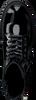 Schwarze HIP Schnürboots H1806  - small