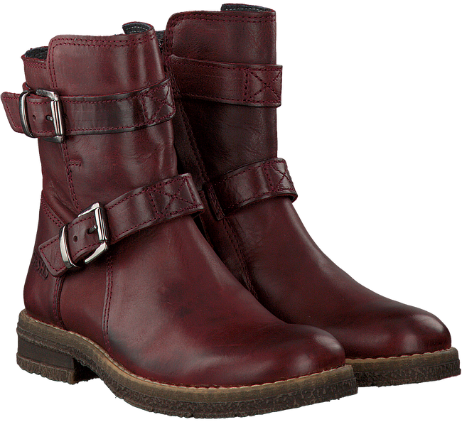 Rote GIGA Langschaftstiefel 8693 - large