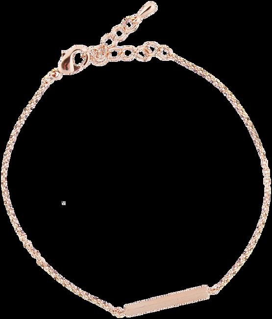 Goldfarbene ALLTHELUCKINTHEWORLD Armband ELEMENTS BRACELET TRIANGLE BAR - large