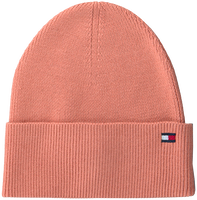 Rosane TOMMY HILFIGER Mütze ESSENTIAL KNIT BEANIE  - medium