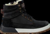 Schwarze OMODA Sneaker high A0F503E6L_BLBROM  - medium