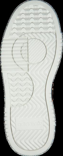 Schwarze ADIDAS Sneaker SUPERCOURT J  - large