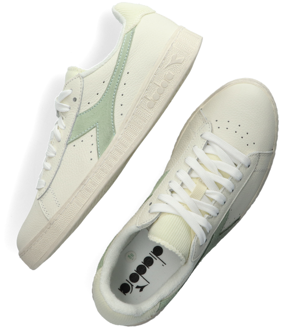 Weiße DIADORA Sneaker low GAME L LOW ICONA WN  - large