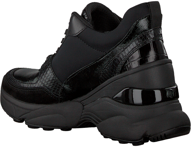 Schwarze MICHAEL KORS Sneaker low MICKEY TRAINER  - large