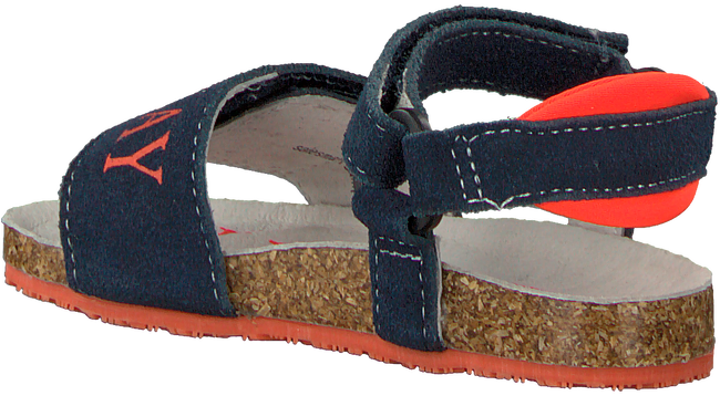 Blaue REPLAY Sandalen MELBOURNE  - large