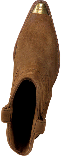 Cognacfarbene BRONX Stiefeletten NEW-KOLE 34139  - large