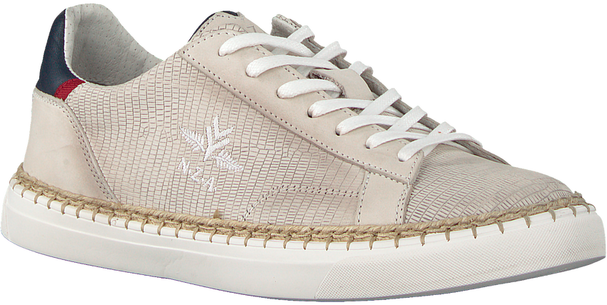 Weiße NEW ZEALAND AUCKLAND Sneaker TAUPO II LIZARD - larger