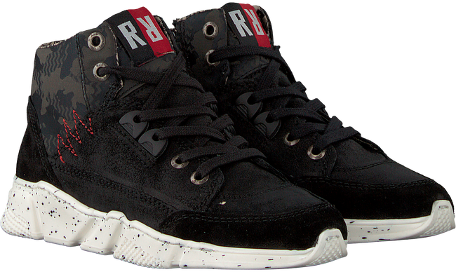 Schwarze RED RAG Sneaker 15537 - large