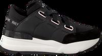 Schwarze RUCOLINE Sneaker 4074 NATURE LYCRA  - medium