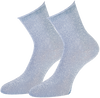 Blaue MARCMARCS Socken BLACKPOOL - small