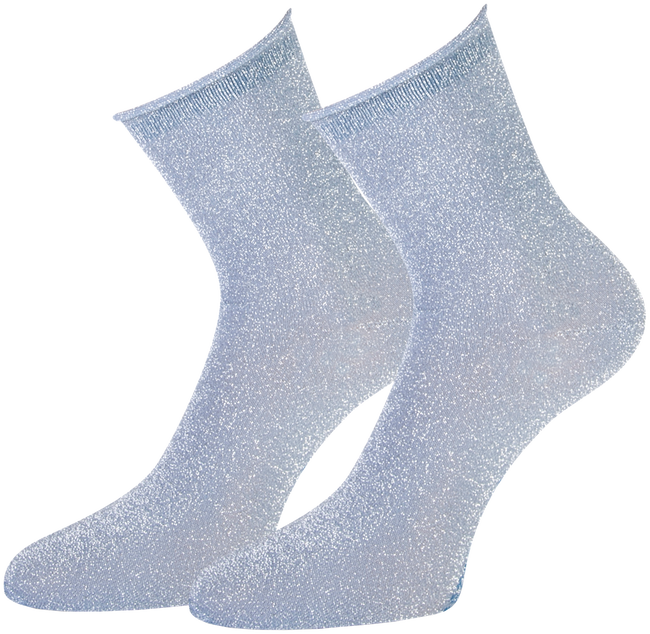 Blaue MARCMARCS Socken BLACKPOOL - large