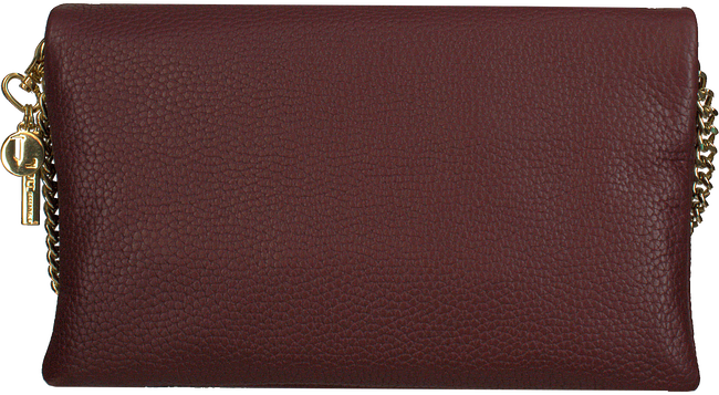 Rote LOULOU ESSENTIELS Clutch 12CLUTCHC  - large