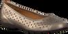 Goldfarbene GABOR Ballerinas 169 - small
