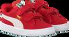 Rote PUMA Sneaker SUEDE 2 STRAPS - small