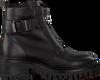 Schwarze OMODA Biker Boots LPKLARA  - small