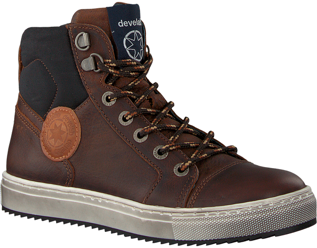Braune DEVELAB Sneaker 41537 - large