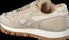Beige REEBOK Sneaker CL LEATHER TL MEN - small