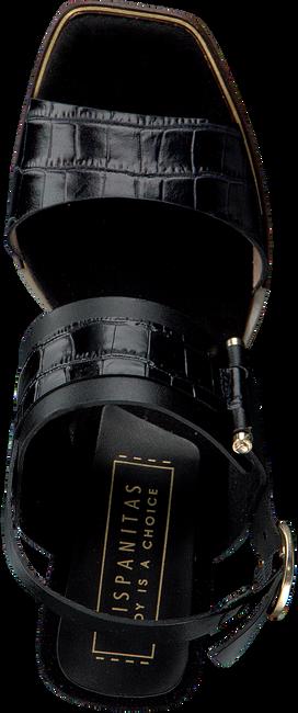 Schwarze HISPANITAS Sandalen HV00056 PETRA  - large
