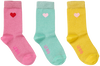 Rosane LE BIG Socken SHIRLEY SOCK 3-PACK  - small