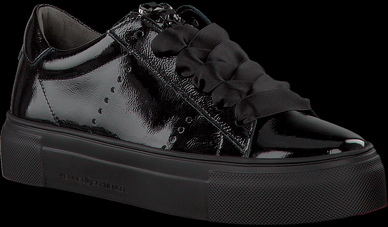 schwarze kennel schmenger sneaker 20230 schuhmode online. Black Bedroom Furniture Sets. Home Design Ideas