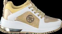 Goldfarbene GUESS Sneaker low JARYDS  - medium