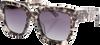 Schwarze IKKI Sonnenbrille HOLLY  - small