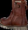 Cognacfarbene VINGINO Hohe Stiefel TRAVIS - small