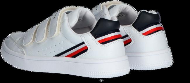 Weiße TOMMY HILFIGER Sneaker low 31084  - large