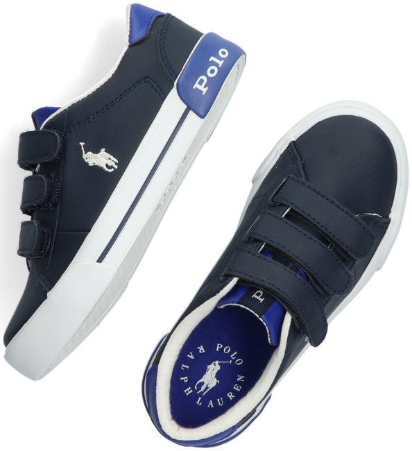 Blaue POLO RALPH LAUREN Sneaker low GRAFTYN EZ  - large